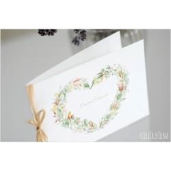 Vánoční přání *Tajemství srdce* bez textu