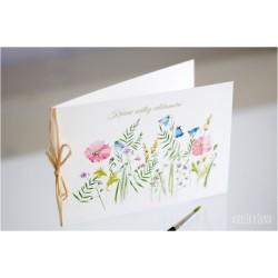 Velikonoční přání *Botanicus*