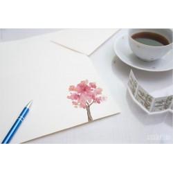 Dopisní papír *Ve vůni jara* (10ks)