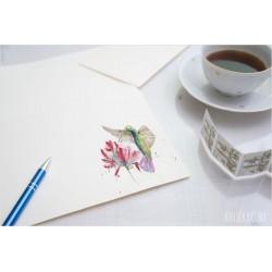 Dopisní papír *Sladká chvilka* (10ks)