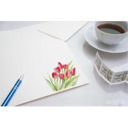 Dopisní papír *Překvapení* (10ks)
